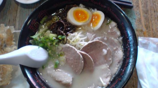 琉球新麺 通堂 知花店