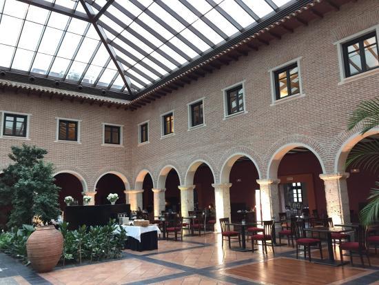 Ac hotel palacio de santa ana by marriott picture of ac - Santa ana valladolid ...