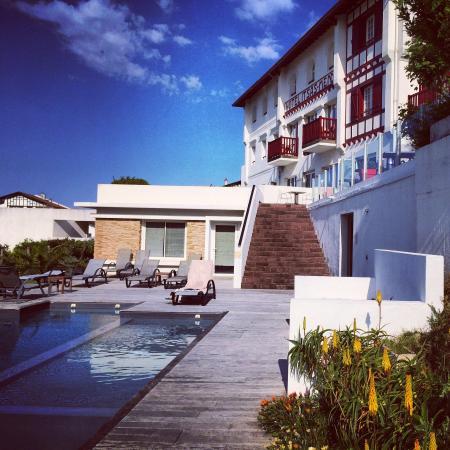 Hotel Itsas Mendia: Un havre de paix