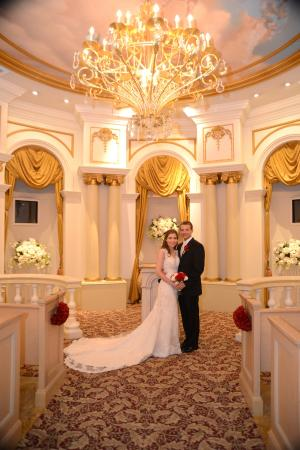 Paris Las Vegas Wedding Chapel