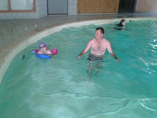 Residence Marina Holyder: piscine de la residence