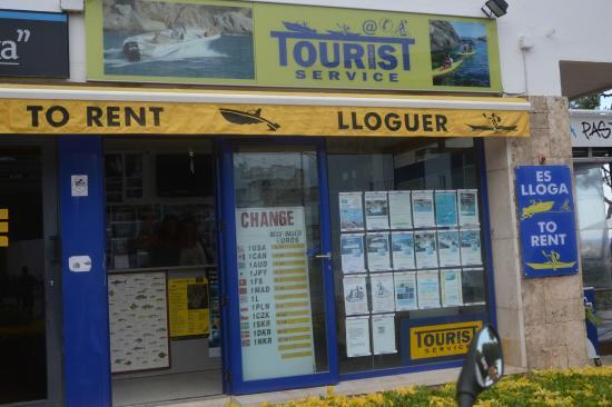 Tourist Service