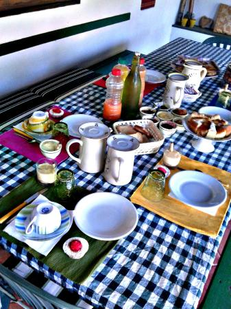 B&B La Tasgia: Le nostre colazioni