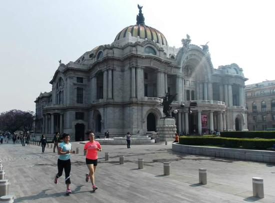 ‪Go! Running Tours Mexico City‬