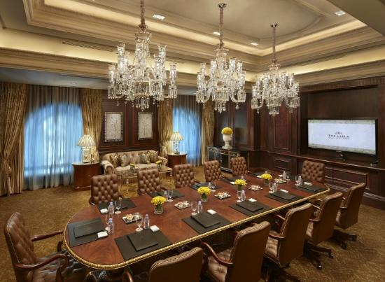 The Leela Palace New Delhi: Chairman's Board Room
