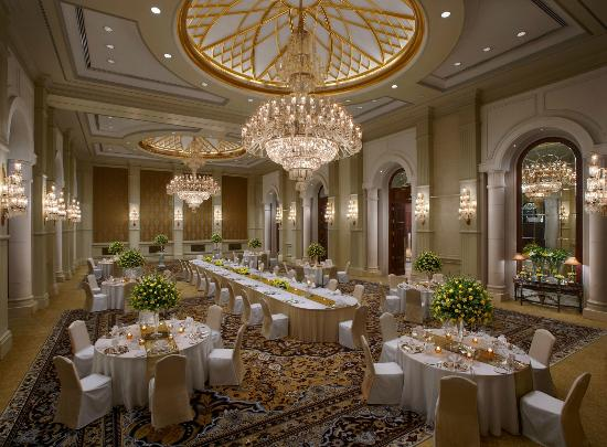 The Leela Palace New Delhi: Grand Ballroom