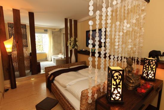 Themenzimmer Sam Nok Lounge - Bild von Hotel Loccumer Hof ...