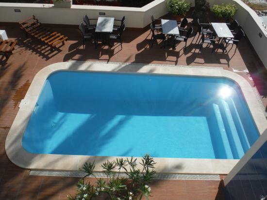 The Lis: Zona piscina