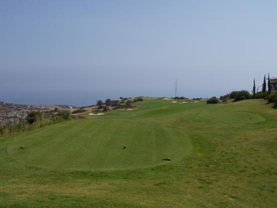 Aphrodite Hills Golf Course: コース