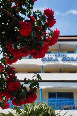 Bora Bora Hotel: After 2015 reconstruction