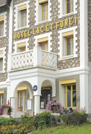 Hôtel Lac et Forêt - Saint André les Alpes