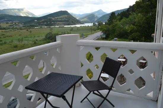 Hotel Lac et Foret: Chambre supérieure avec balcon
