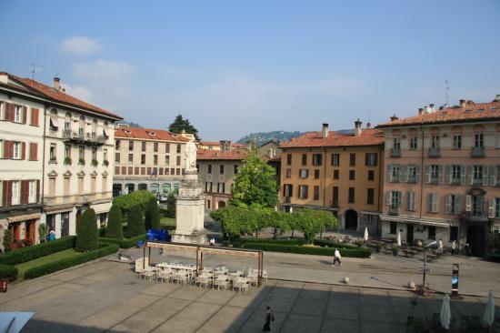 Albergo Firenze: die Piazza