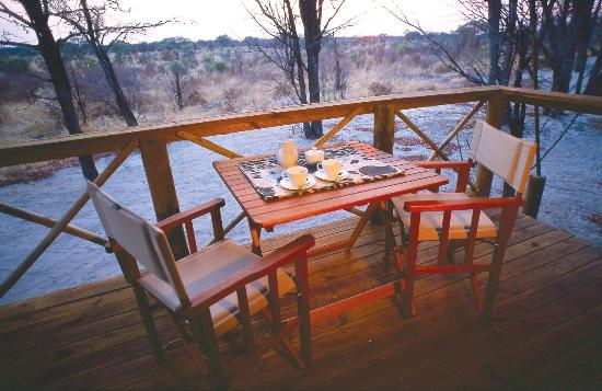 Mankwe Bush Lodge: View from your room