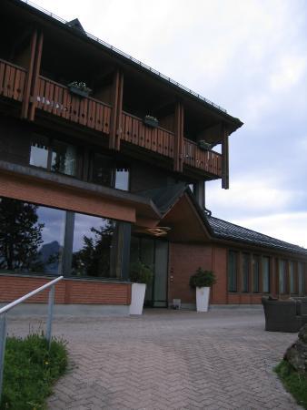 Seminar- und Wellnesshotel Stoos: Главный вход