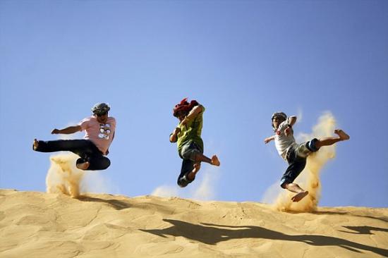 Morocco Desert Go