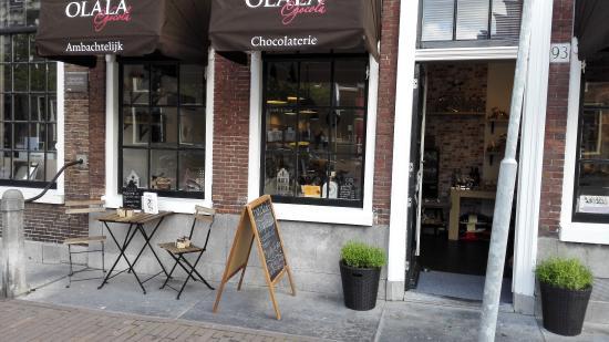 Olala Chocola Haarlem