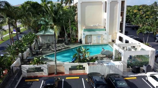 pool picture of boca raton plaza hotel and suites boca raton rh tripadvisor com