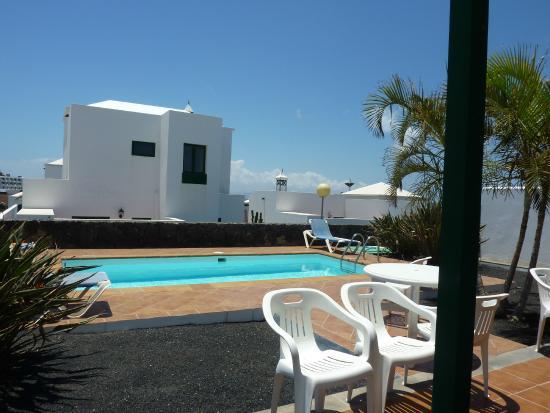 Villas Costa Papagayo: Pool