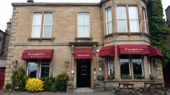 Hampton hotel edinburgh inn reviews photos price comparison tripadvisor for Hilton garden inn edinburgh in