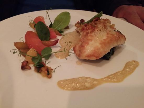 Atlantic Restaurant: Turbot (nice)