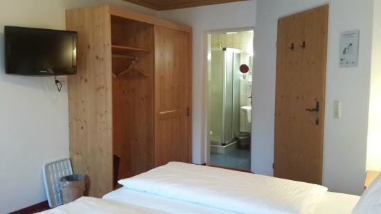 """Hotel Vier Jahreszeiten: Doppelzimmer """"Maiskogel"""""""