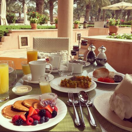breakfast in zest restaurant picture of one only the palm dubai rh tripadvisor com