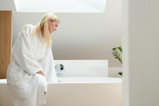 Genuss- & Aktivhotel Sonnenburg: Suite mit private Spa
