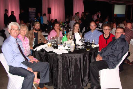 Leisure Inn Hotel: Leisure Inn Team at the Chamber Dinner