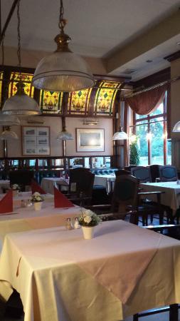 Kandler's Hotel: Hotelrestaurant