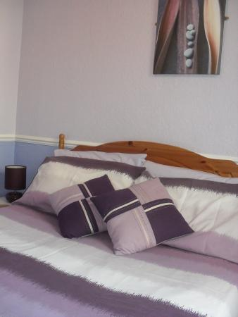 Chorlton Hotel: Double en-suite Room 4