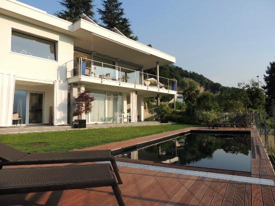 B&B Arco Garda Rooms : Pool1