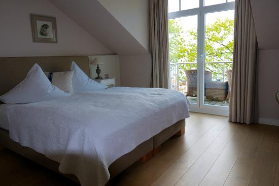 StrandHotel Seeblick: Zimmer