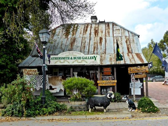 Leathersmith and Bush Gallery