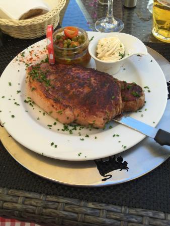 Мясо и соус к нему восхитительны!!!!