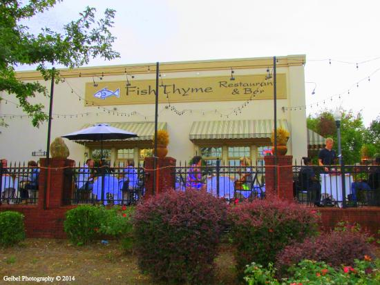 Fish Thyme Restaurant Bar Acworth