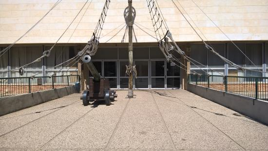 National Maritime Museum: музей