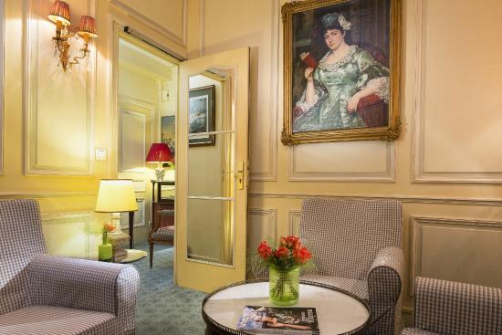 Residence Lord Byron : Meeting room
