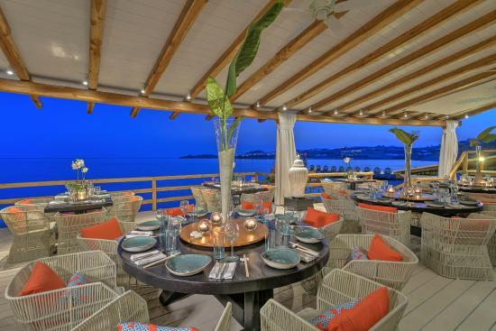 Buddha Bar Beach Santa Marina Mykonos - Seaview - Εικόνα του ...