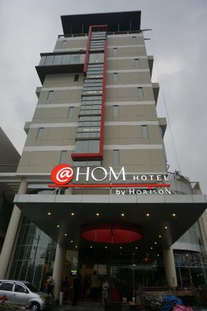 @HOM Hotel Simpang Lima by Horison: D'property