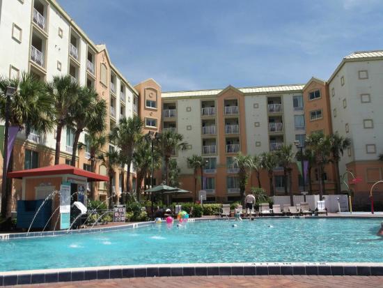 swan towels nice touch picture of holiday inn resort orlando rh tripadvisor com