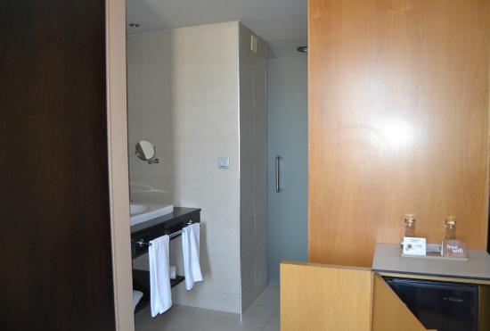 Itaca Hotel Jerez : Baño