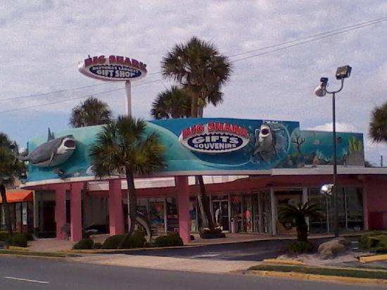‪Big Shark Gift Shop‬
