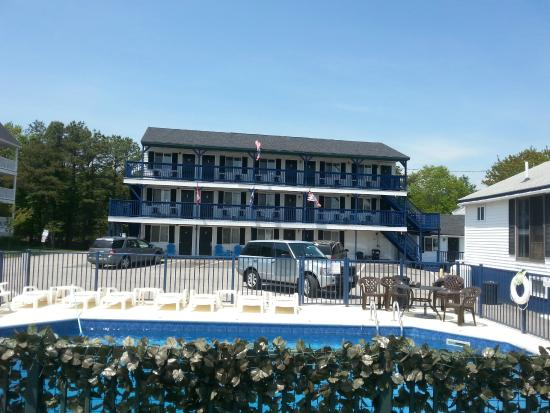 Island View Motel: The Pool and Motel