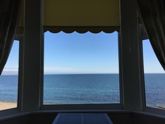 Seaspray : View from our bedroom ;-)