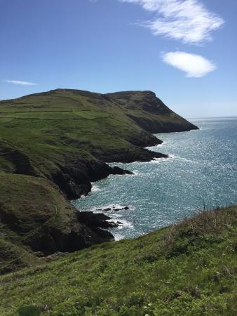 Seaspray: Coastal path