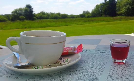 Le Mont Rigi: café et pousse café