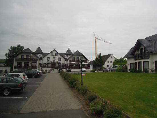 Hotel Freihof: вид на отель