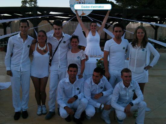 L'Oasi Di Selinunte - Club Marmara Sicilia : Bravo à tous