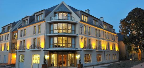 Villa Lara Hotel: The Hotel's facade
